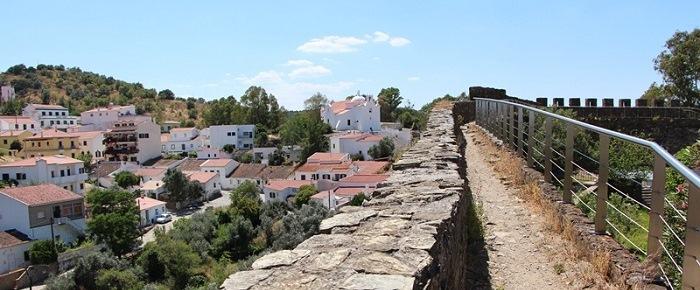 castelo Alcoutim Castle algarve portugal