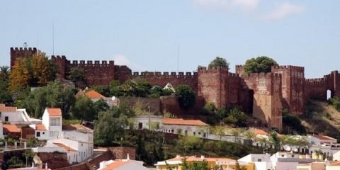 Castelo Silves Algarve