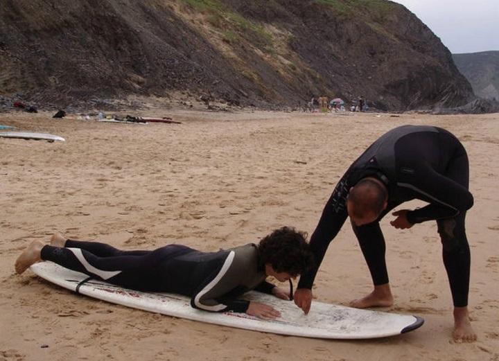 international surf school sagres algarve