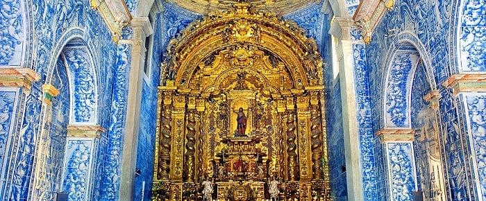 Igreja São Lourenço Church - Almancil