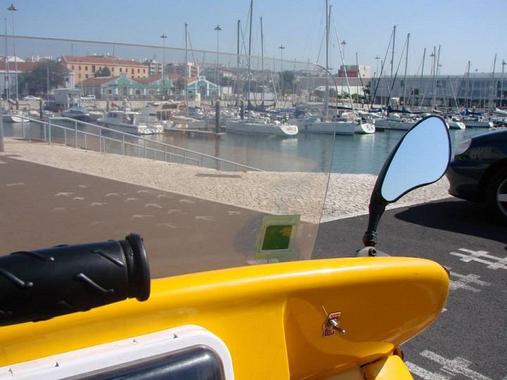 Lisbon go car