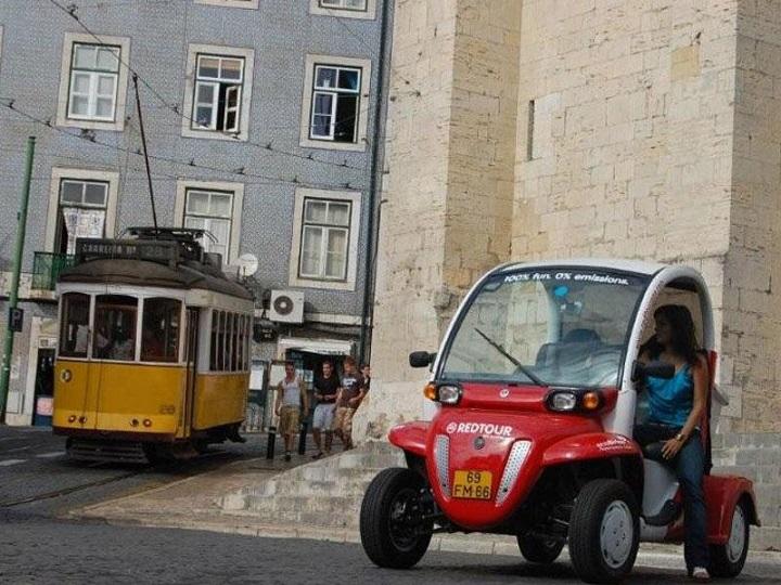 Lisbon go car buggy