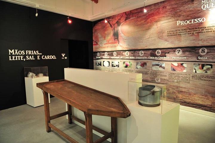 Museu do Queijo - Covilha