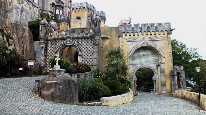 Palacio Pena, Pena Palace Sintra 1