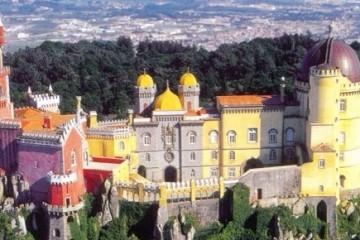Palacio Pena, Pena Palace Sintra