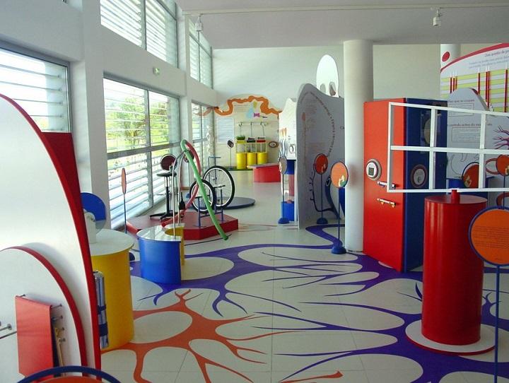 Exploratory - Living Science Centre Coimbra