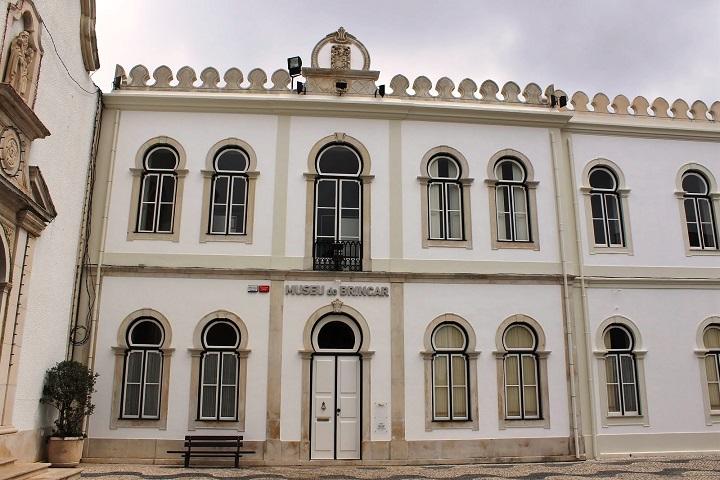 Museu do Brincar Vagos - edificio