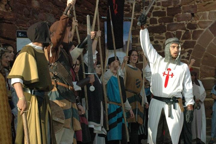Silves Medieval Fair algarve