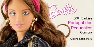 barbie collection portugal, barbie collection, portugal dos pequenitos barbie