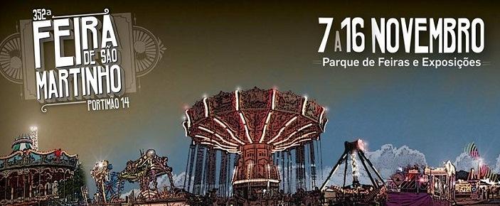 Feira de Sao Martinho Portimao 2014