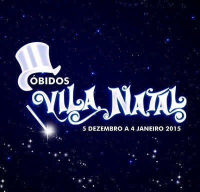 obidos vila natal 2014, christmas portugal obidos,