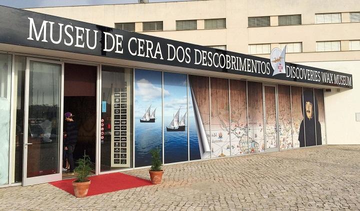 Museu de Cera dos Descobrimentos lagos algarve wax museum,