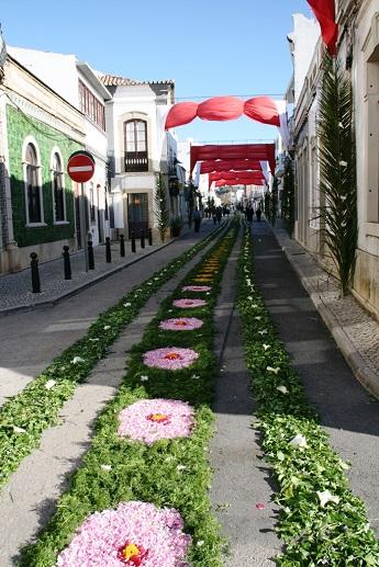 Festa das Tochas Flortidas Sao Bras algarve
