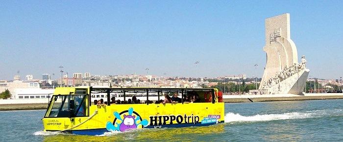 Hippo Trip lisbon lisboa