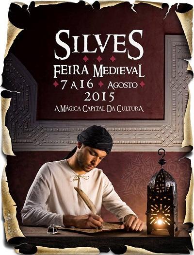 silves medieval fair 2015 algarve,