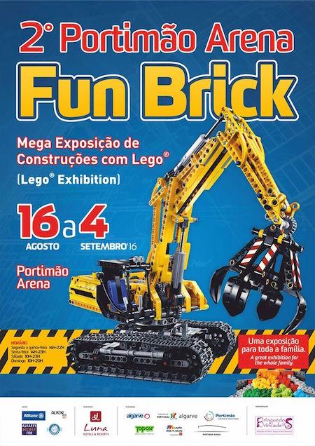 Fun Brick Portimao algarve legos