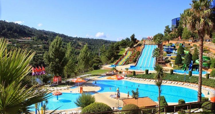 Parque Aquatico Amarante