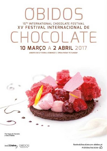 obidos chocolate festival 2017,