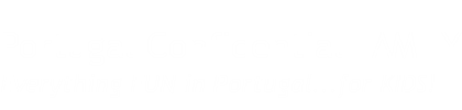 Portugal Confidential FAMILY logo