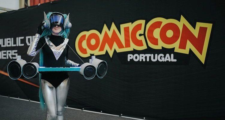 comic con portugal 2017