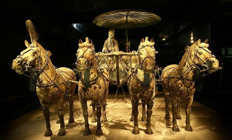 terracotta army guerreiros xian lisboa lisbon,